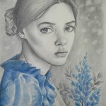 A Pencil Portrait by Dave Yambem